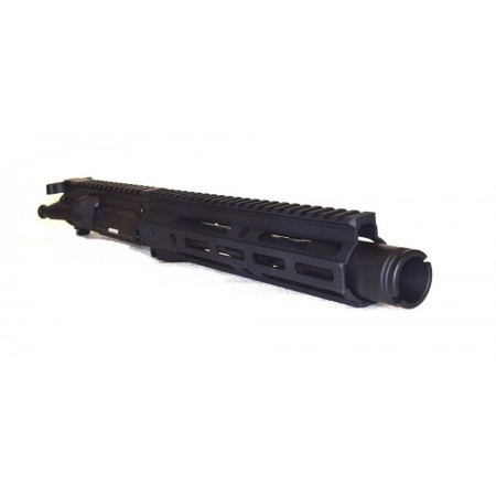 "KG Mayhem 5.56 7.5""M-LOK Pistol Upper with Flash Cone"