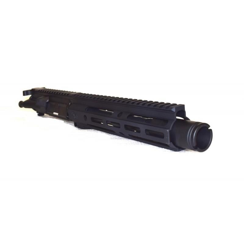"KG Mayhem 5.56 7.5""M-LOK Pistol Upper with Flash Cone"