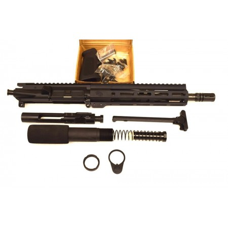 "KG Raider M-Lok 5.56 10.5"" Pistol Upper Bundle"