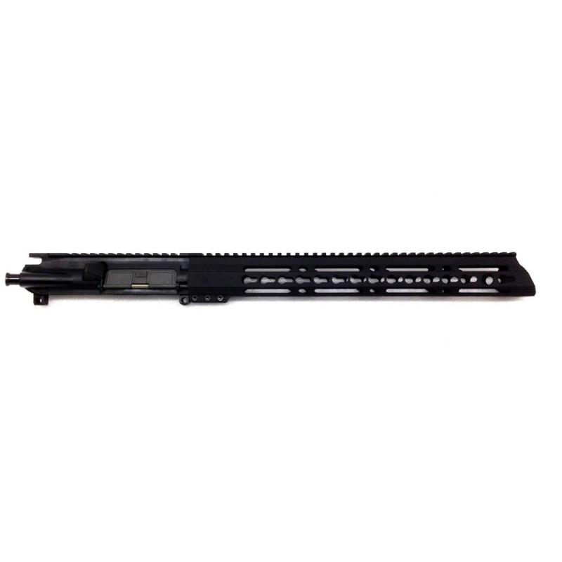 "KG AR15 Upper Build Kit with Free Float Slim Keymod 15"" Hand Guard"