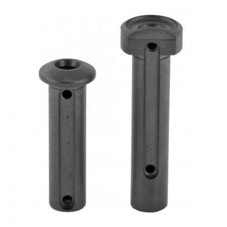 2A AR15 TAKEDOWN PINS BLACK