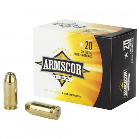 ARMSCOR 45ACP 230GR JHP 20/500