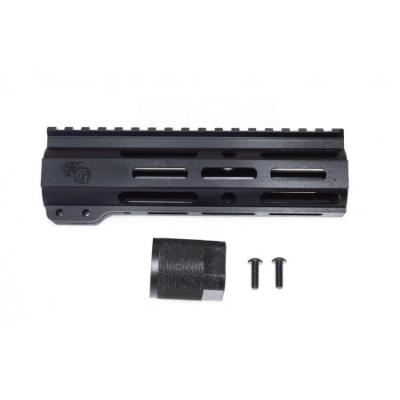 "KG AR15 Free Float M-LOK 7"" Hand Guard"