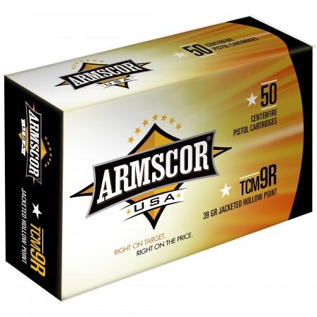 ARMSCOR 22TCM9R 39GR JHP...