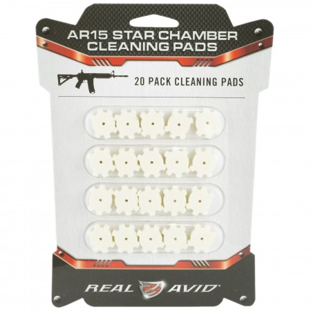 REAL AVID AR15 STAR CHMBR...