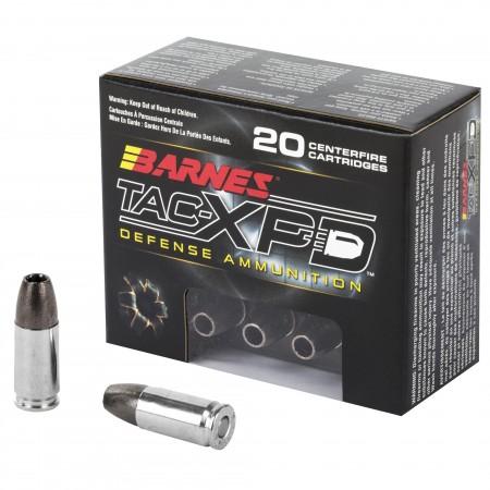 BARNES TAC-XPD 9MM 115GR HP...