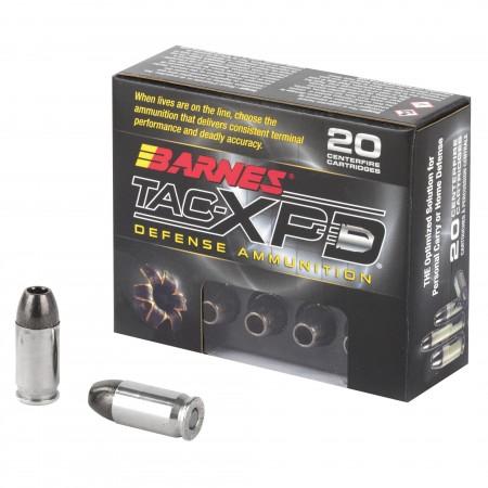 BARNES TAC-XPD 380ACP 80GR...