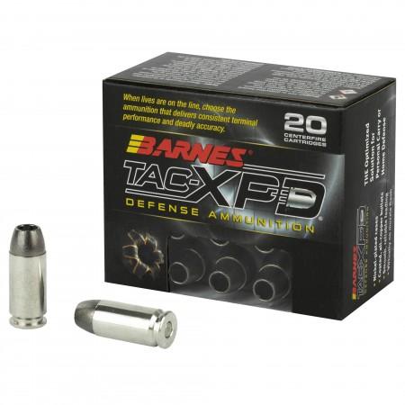 BARNES TAC-XPD 40SW 140GR...