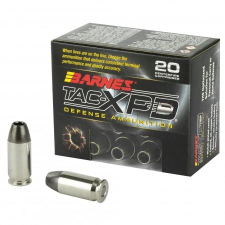 BARNES TAC-XPD 45ACP 185GR...