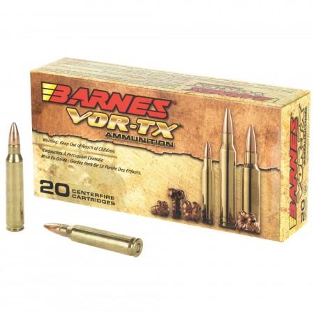 BARNES VOR-TX 223REM 55GR...