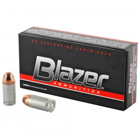 BLAZER 380ACP 95GR FMJ 50/1000