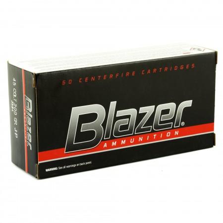 BLAZER 45 COLT 200GR JHP...