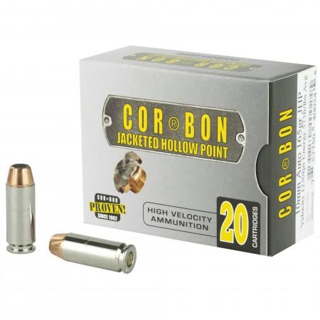 CORBON 10MM 165GR JHP 20/500