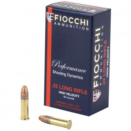 FIOCCHI 22LR 40GR CPRN 50/5000