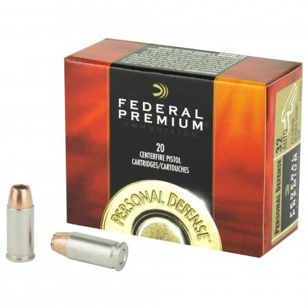 FED HYDRA-SHOK 32ACP 65GR...