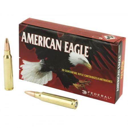 FED AM EAGLE 223 REM 75GR...