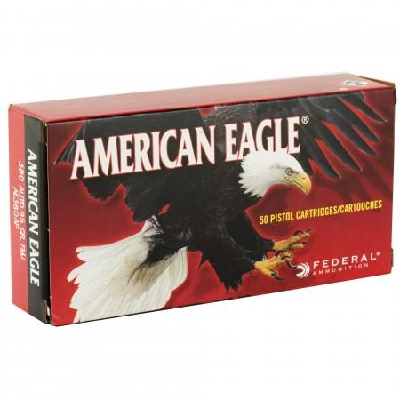 FED AM EAGLE 380ACP 95GR...