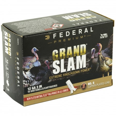 "FED GRAND SLAM 12GA 3"" 6..."