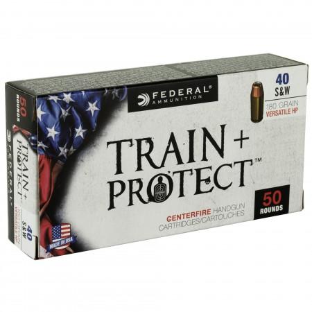FED TRAIN & PRTCT 40S&W...