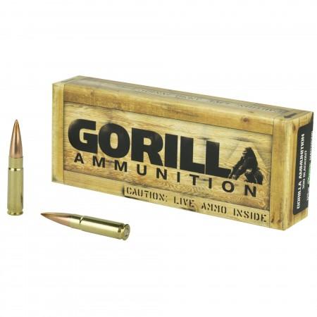 GORILLA 300BLK 125GR SIERRA...