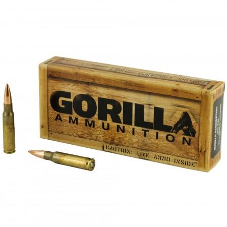 GORILLA 308WIN 175GR SIERRA...
