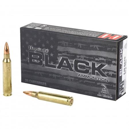 HRNDY BLACK 556NATO 62GR...