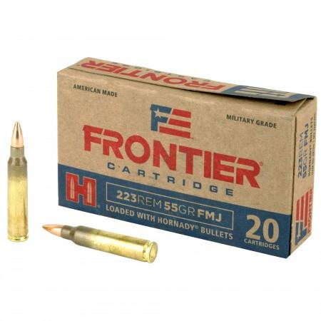 FRONTIER 223REM 55GR FMJ...