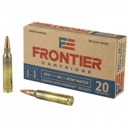 FRONTIER 223REM 68GR BTHP...