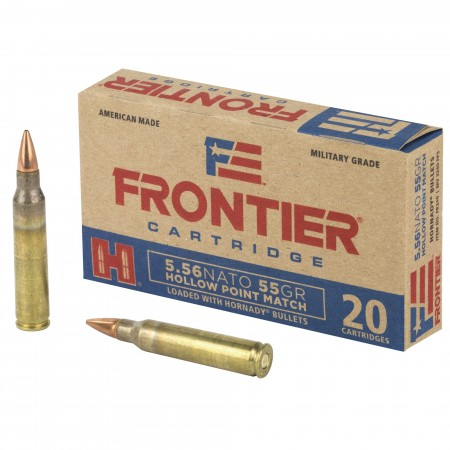 FRONTIER 556NATO 55GR HP...
