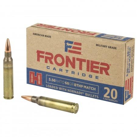FRONTIER 556NATO 68GR BTHP...