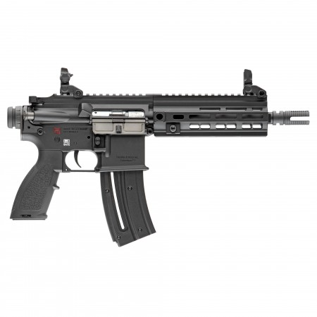 "HK HK416 PSTL 22LR 8.5""..."