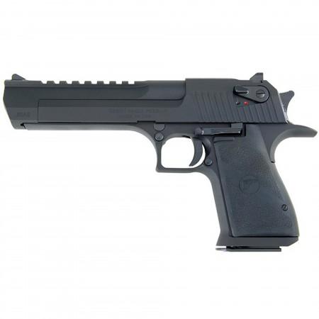 """DE MK19 357MAG 6"""" BLACK"""