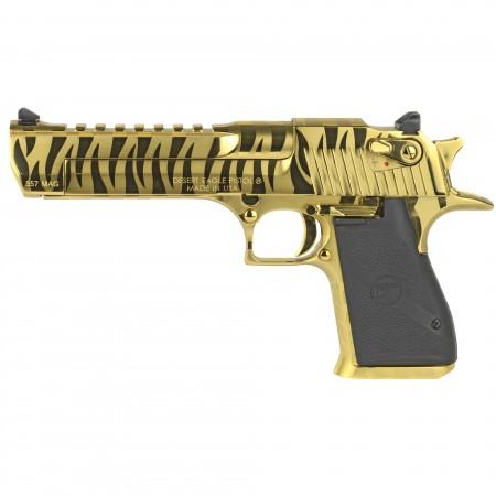 """DE MK19 357MAG 6"""" TIT/GOLD..."""