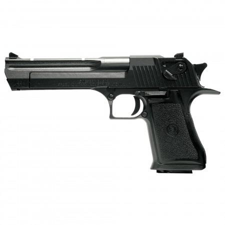 """DE MK19 44MAG 6"""" BLACK (CALI)"""