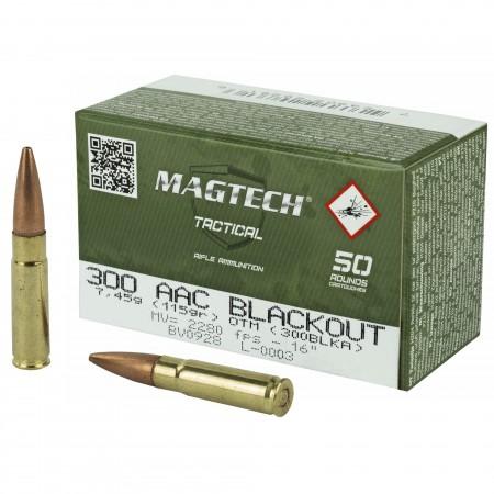 MAGTECH 300BLK 115GR HP...