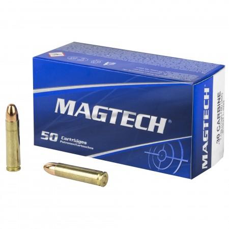 MAGTECH 30CARB 110GR FMJ...
