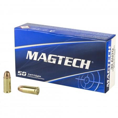 MAGTECH 32ACP 71GR FMJ 50/1000