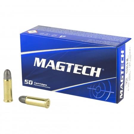 MAGTECH 32S&W LONG 98GR LRN...