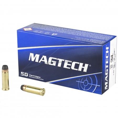 MAGTECH 32S&W LONG 98GR JHP...