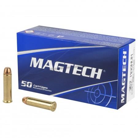 MAGTECH 357 MAG 125 FMJ...