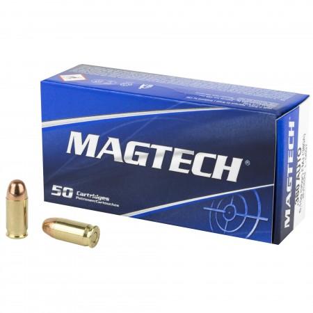 MAGTECH 380ACP 95GR FMJ...
