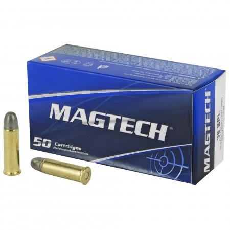 MAGTECH 38SPL 158GR LRN...