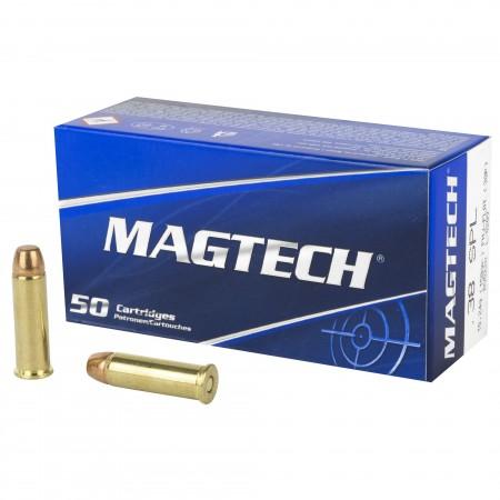 MAGTECH 38SPL 158GR FMJ...