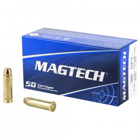 MAGTECH 38SPL 125 FMJ FLAT...