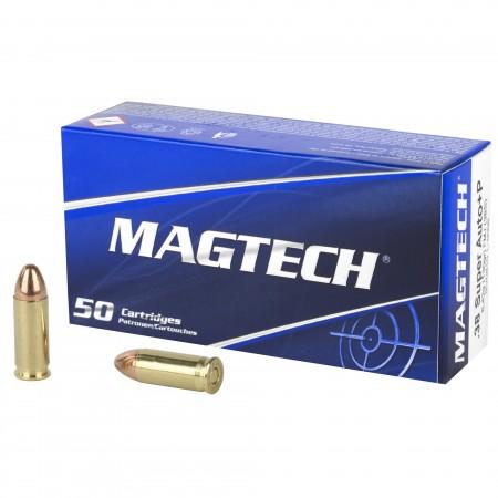 MAGTECH 38SUPER +P 130GR...