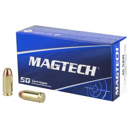 MAGTECH 40S&W 180GR FMJ...