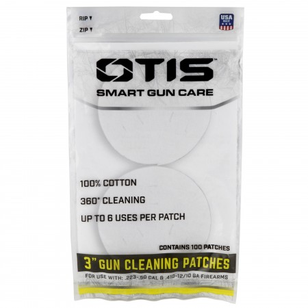 OTIS ALL CAL CLNG PATCHES...