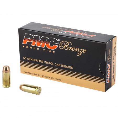 PMC BRNZ 40SW 180GR FMJ FP...