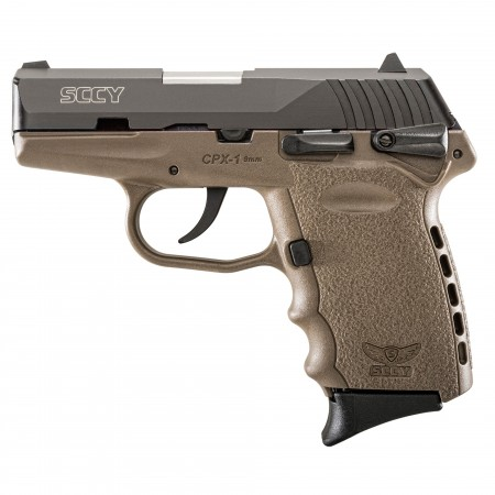 """SCCY CPX-1 9MM 3.1"""" 10RD..."""