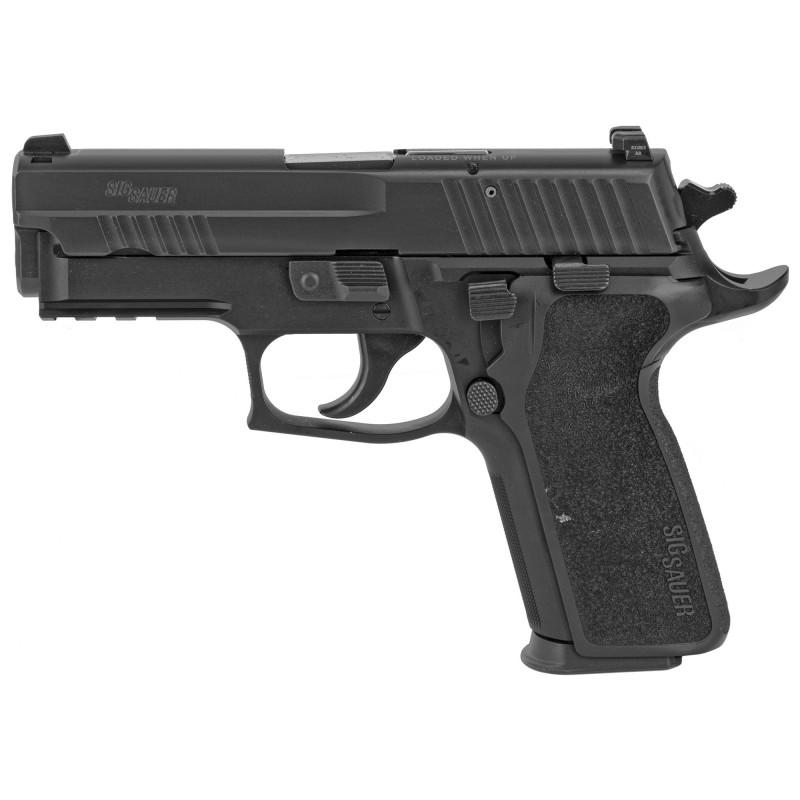 """Sig Sauer P229 40 357 10rd Magazine: SIG P229 9MM 3.9"""" BLK 10RD NS SRT CA"""